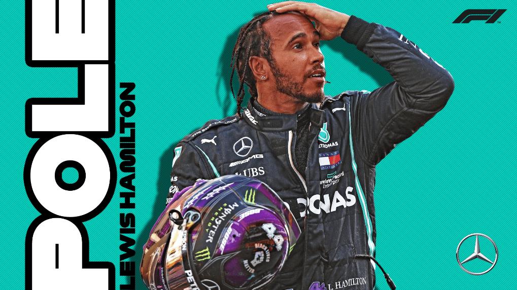 F1俄罗斯站排位赛维特尔撞墙 汉密尔顿夺生涯第96杆