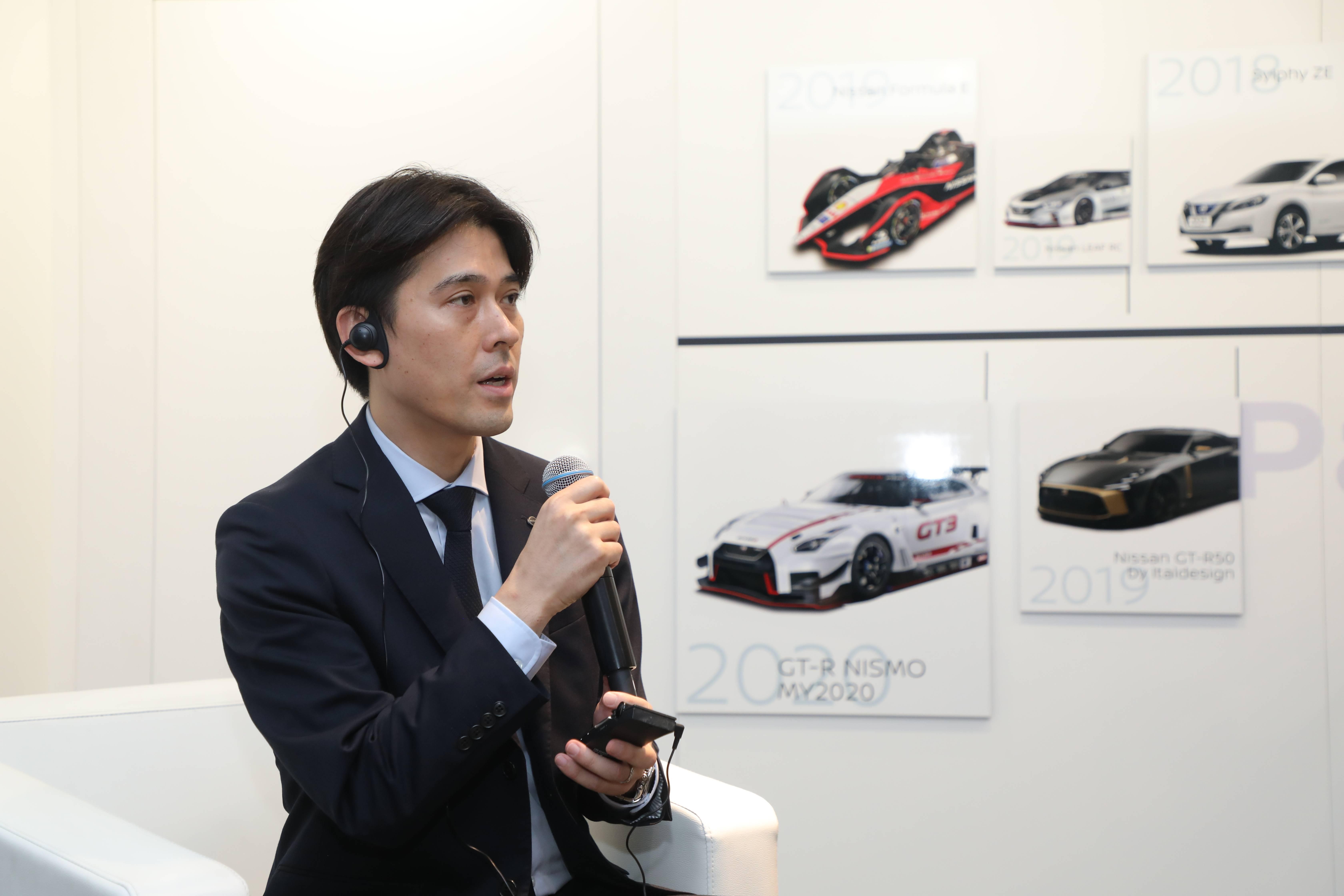 北京车展|日产中国:Ariya不是一款单纯的电动车,能让用户感受到日产价值