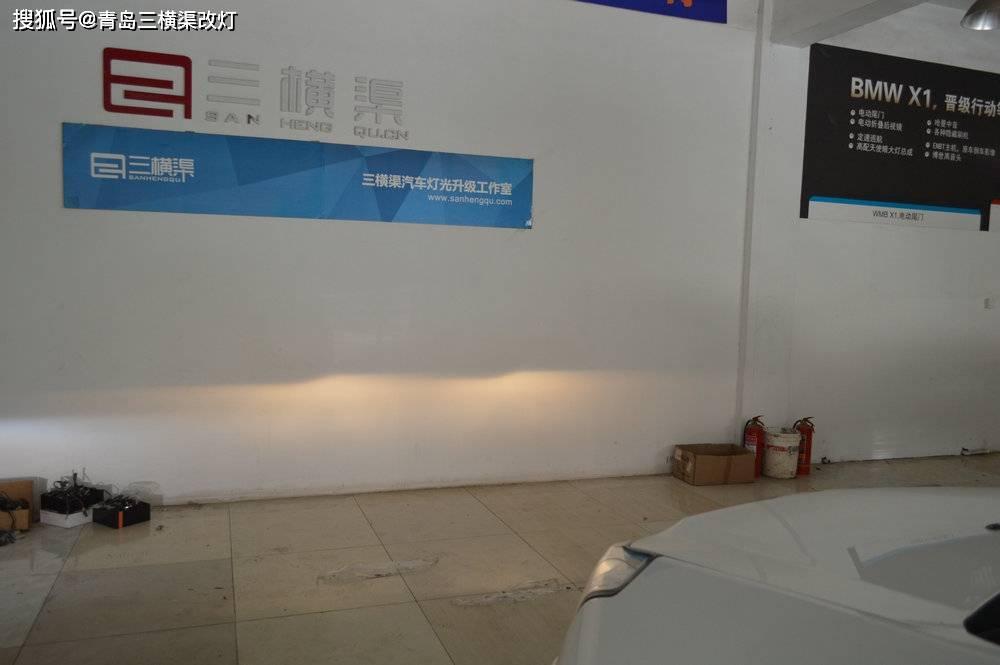 重生,凯迪拉克SRX大灯不亮了怎么办,换灯升级LED双镜头