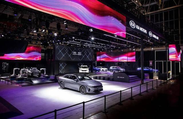 """起亚携""""双子星""""登陆北京车展,这两台新车亮相就预定爆款!"""