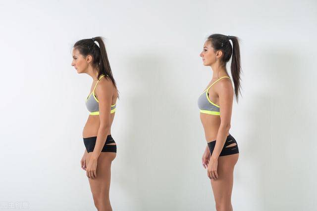 含胸驼背、脖子前倾?几个拉伸动作改善体态,缓解腰背疼痛!