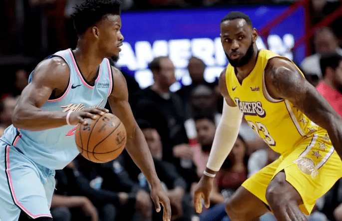 今日篮球赛事分析NBA:迈阿密热火 VS 洛杉矶湖人
