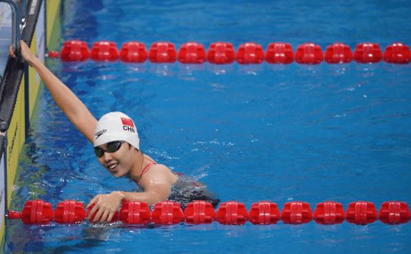 为国庆献礼 中国男女混合泳接力破世界纪录