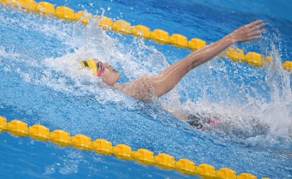 仰泳名将徐嘉余:体能提升是夺冠的强大支撑