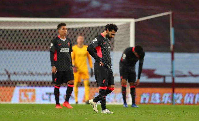 一场2-7让利物浦完全看清一人,进攻糟糕防卫