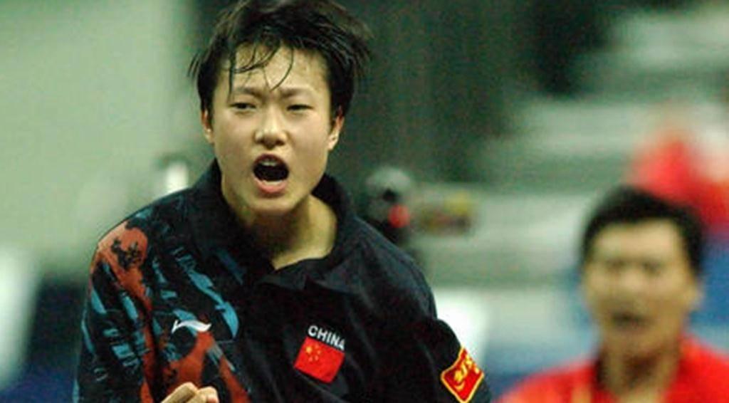 国乒冠军李楠近况:男友曾因她被开除,她嫁给大23岁教练