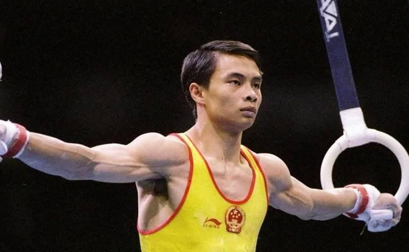 体操冠军李小双近况:46岁已身