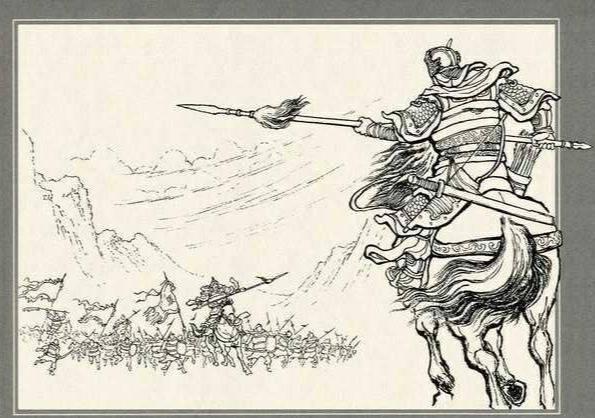 三国演义 中,关羽 赵云 吕布三人的真实武力如何排名图片