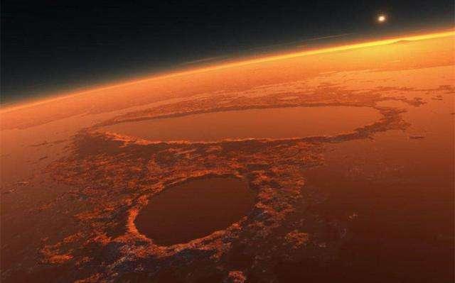 有数据证明火星上有一条10万年以上的河