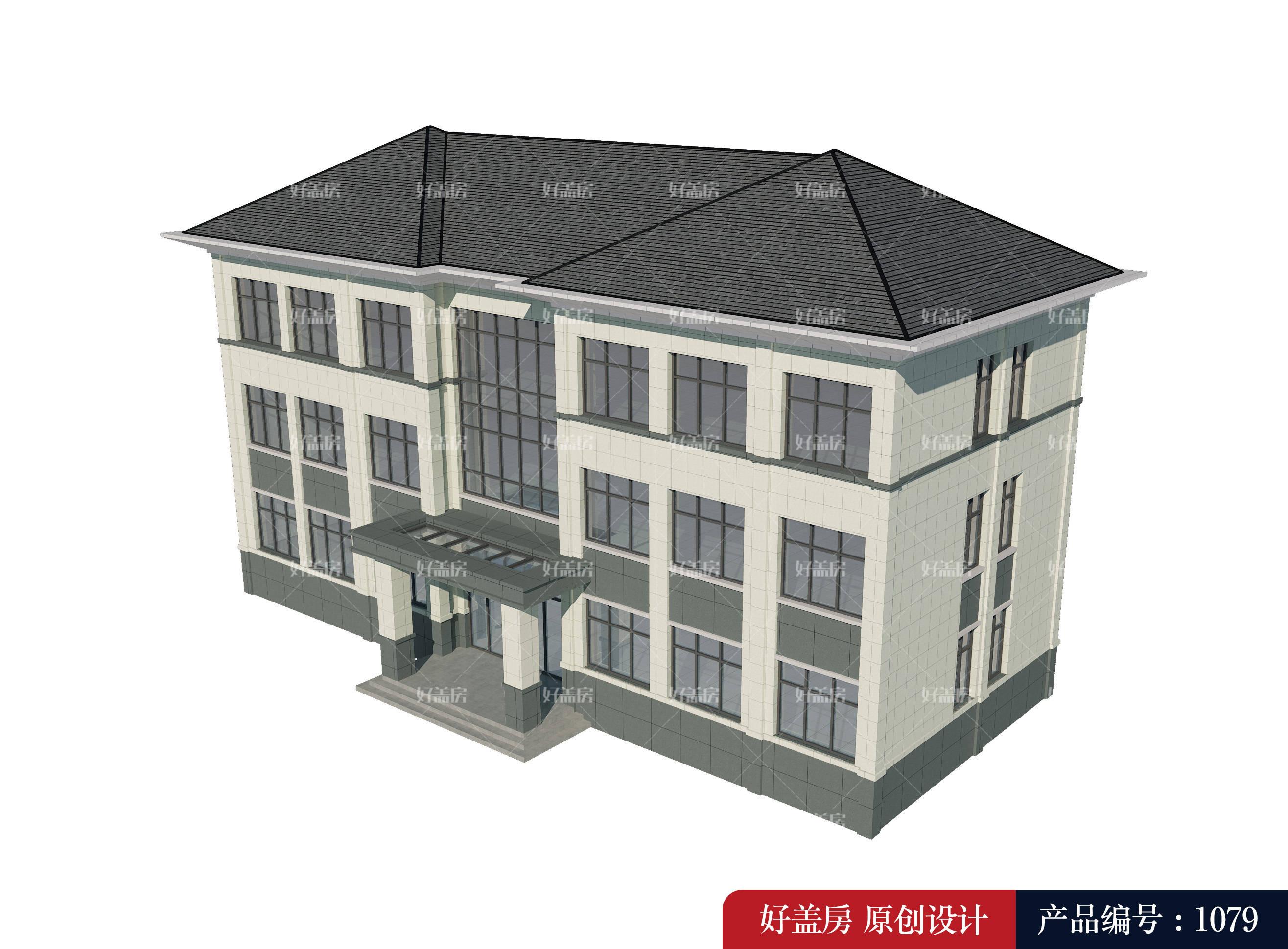 新农村房子设计图