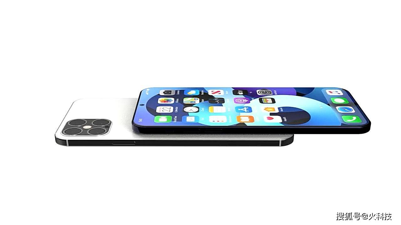 iPhone 13可能才是你最喜欢的手机!无刘海+120Hz+A15芯片