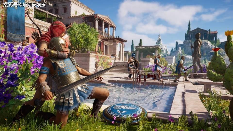 五款高质量、高自由度RPG游戏