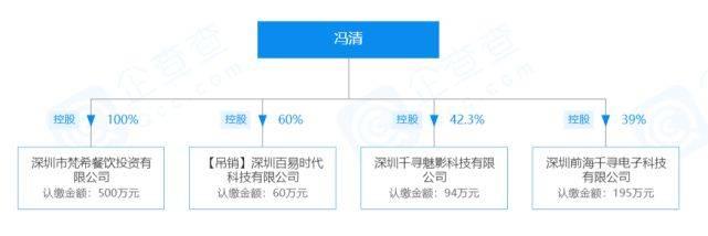 王宝强女友冯清个人资料遭扒 名下有3家公司资产超千万