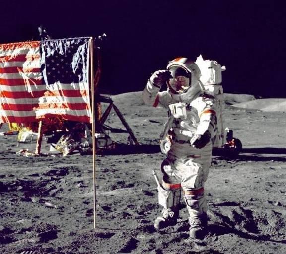 带回2196个月球样本!阿波罗任务真的很厉