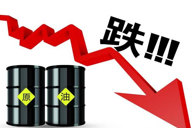 """油价最新消息:国际油价下跌""""超2%"""","""