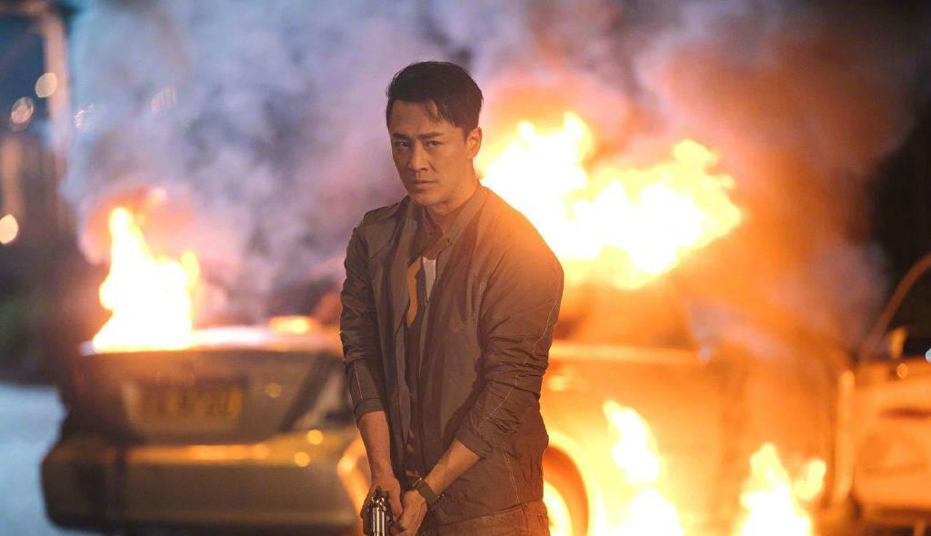 追车枪战卧底,调侃杨颖,捣毁黑市,《使徒行者3》质量燃炸