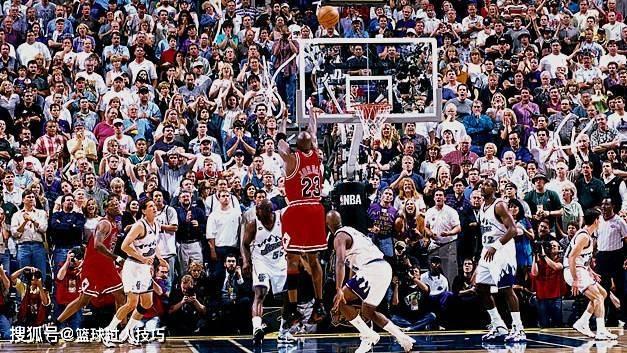 NBA7个冷知识:乔丹三分大赛最低5分,科比留光头并非模仿乔丹