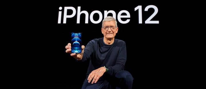 iPhone12终于亮相 你愿意购买iPhone12吗?