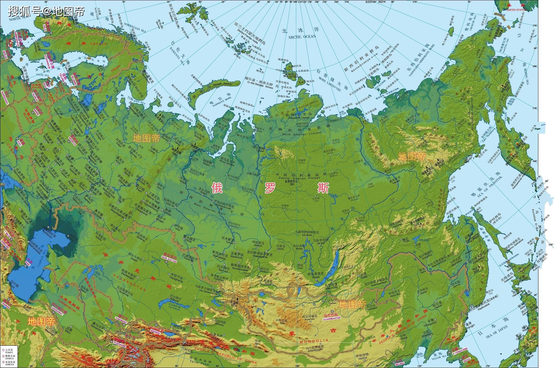 俄罗斯人口数量排第几_俄罗斯人口分布地图