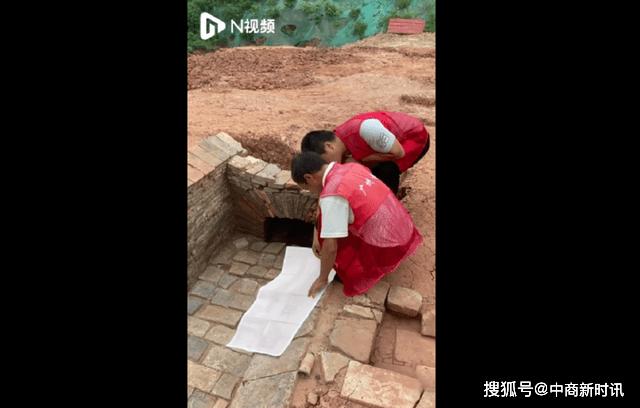 广州一中学工地发现125座古墓:覆盖先秦至明清