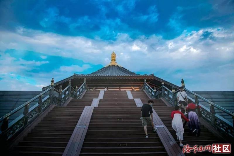 洛阳旅游两日游路线安排——龙门石窟、应天门、九州池、天堂、明堂