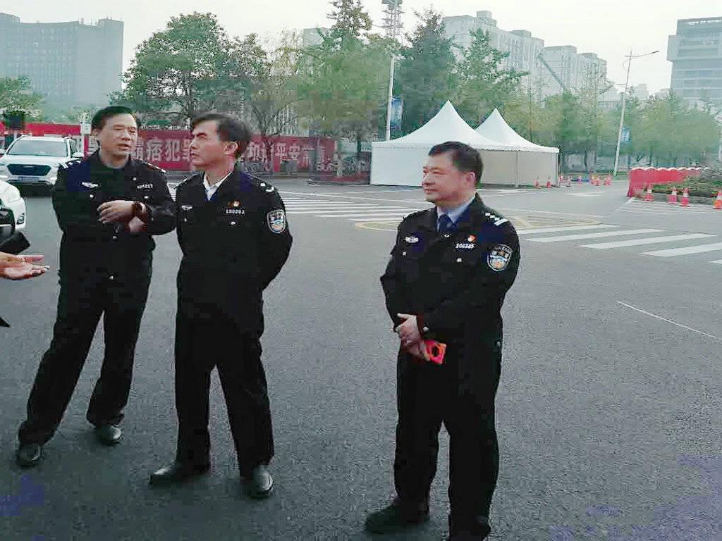 柳叶公安:2020年中国新能源汽车拉力锦标赛·环洞庭湖(常德站)安保纪实