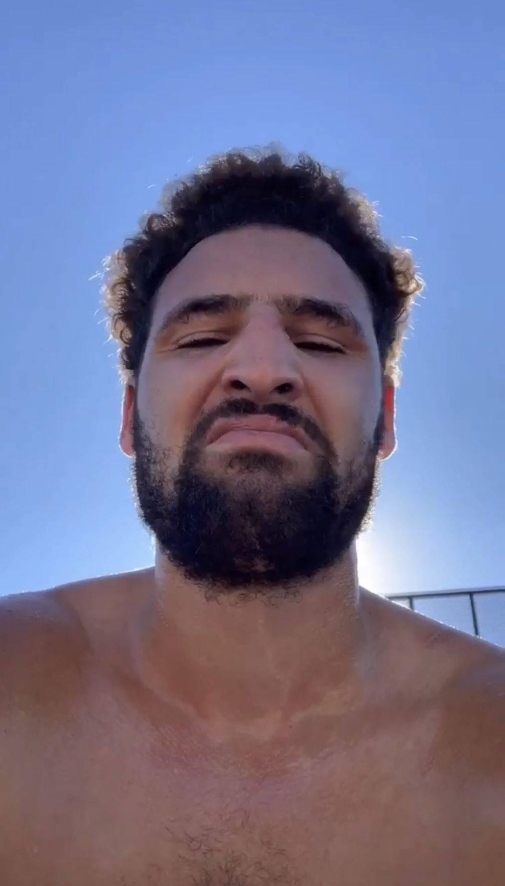 【影片】K湯又一趣事曝光!他已能全速奔跑,造型邋遢,承認訓練太辛苦!-黑特籃球-NBA新聞影音圖片分享社區