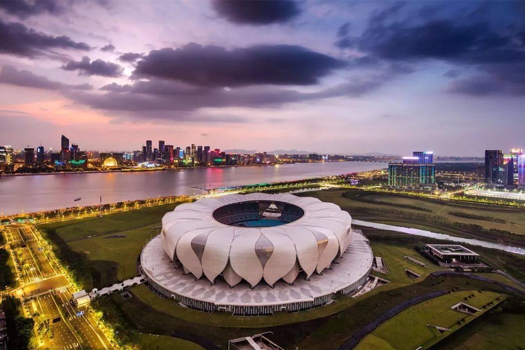 中国人口增长最多的大都市杭