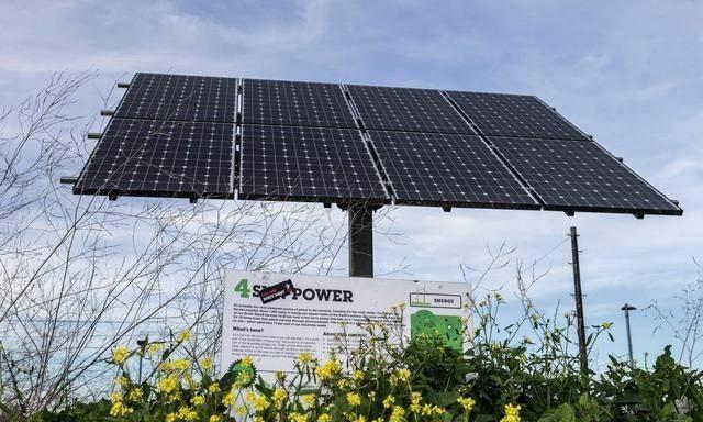 吃素建太阳能体育场 一个6000人的城镇的