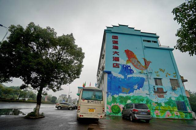 我在弋阳当村长(4):国道旁的国道鱼,竟然是受政府保护的餐馆