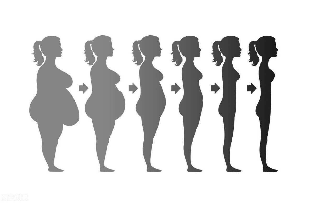 减肥的关键:让身体产生热量缺口,身材就会慢慢瘦下来!