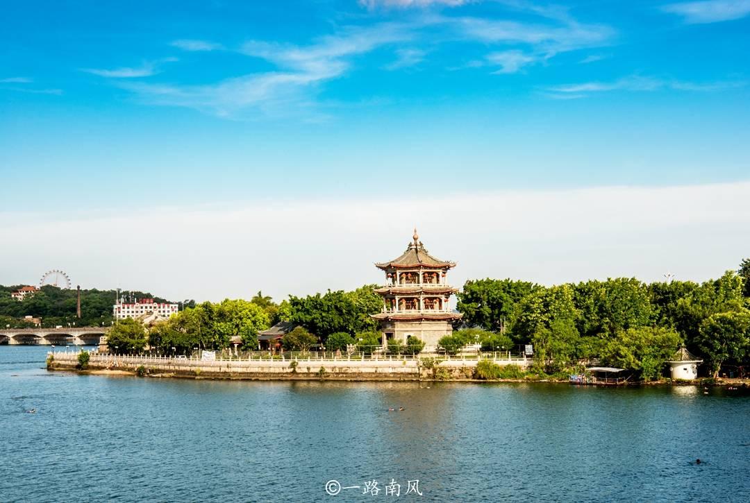 潮州旅游最近很火,有两个景点都是八景之一,却很少游客