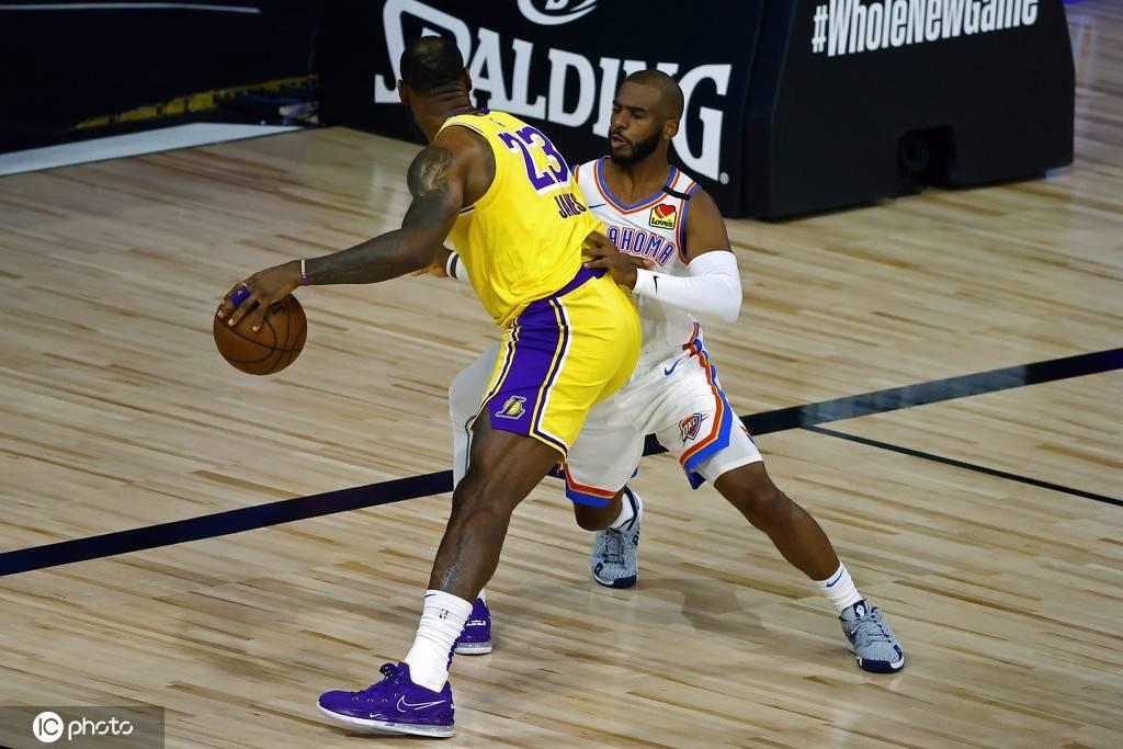 保罗拯救了罢赛的NBA 詹姆斯描述被夸张了