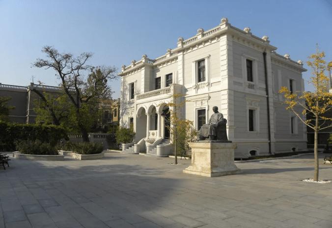 近代名人故居的著名对联 苏州的名人故宅