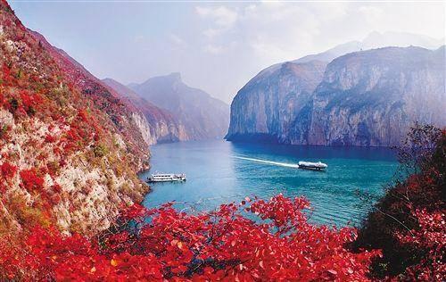 重庆这小我私家口65万的小城曾经是国家