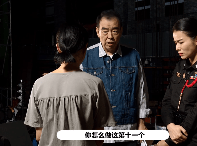 演员2:倪虹洁获咎陈凯歌,被现场咆哮:我不欠你的,牵出浩繁恩仇(图2)