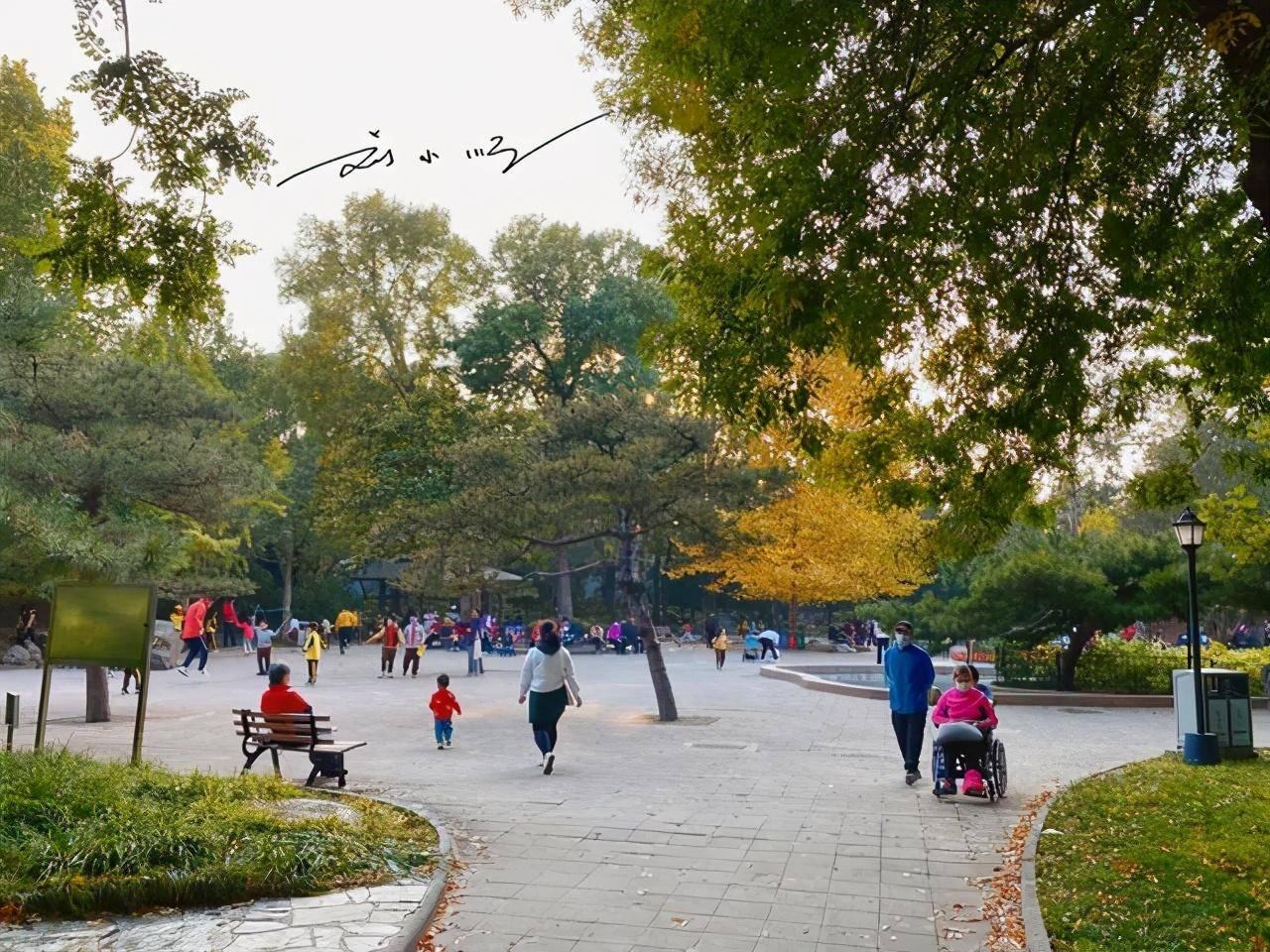 """北京""""最便宜""""的公园,门票只要2毛,30年没涨价,游客:太良心"""