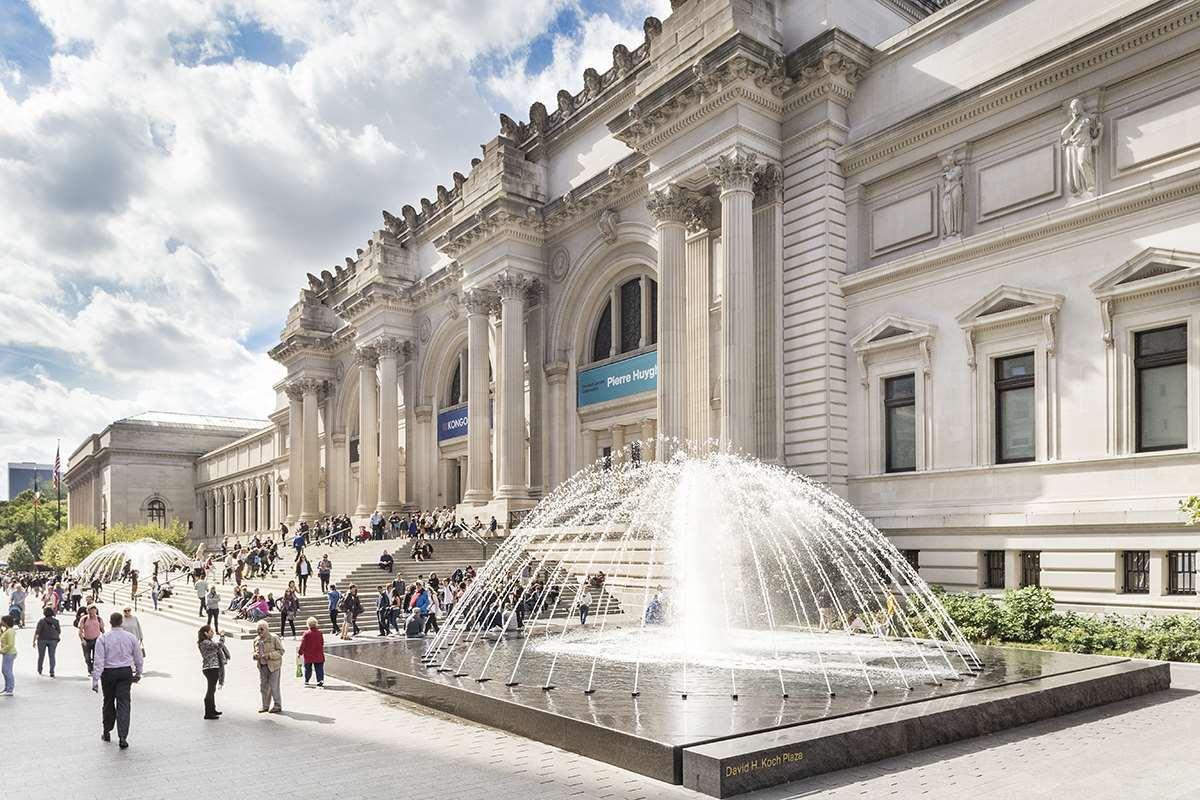 澳洲欢乐8官网- 去纽约多数会艺术博物馆 领路跨越5000年历史的人类艺术