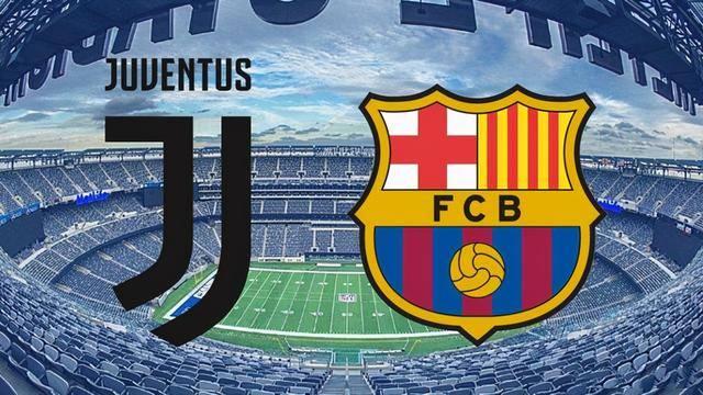欧冠直播:尤文图斯VS巴塞罗那视频直播,C罗缺阵梅西带队反弹