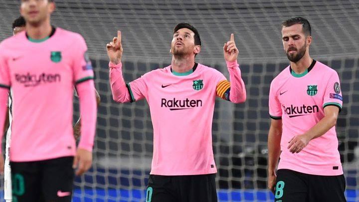 梅西或因巴托梅乌辞去职务心回意转 同巴萨续签终身合同
