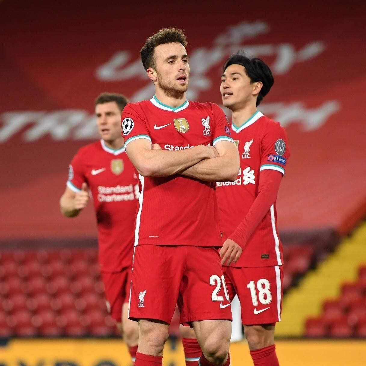 利物浦中心成功承受膝盖手术 暂无复出时间表