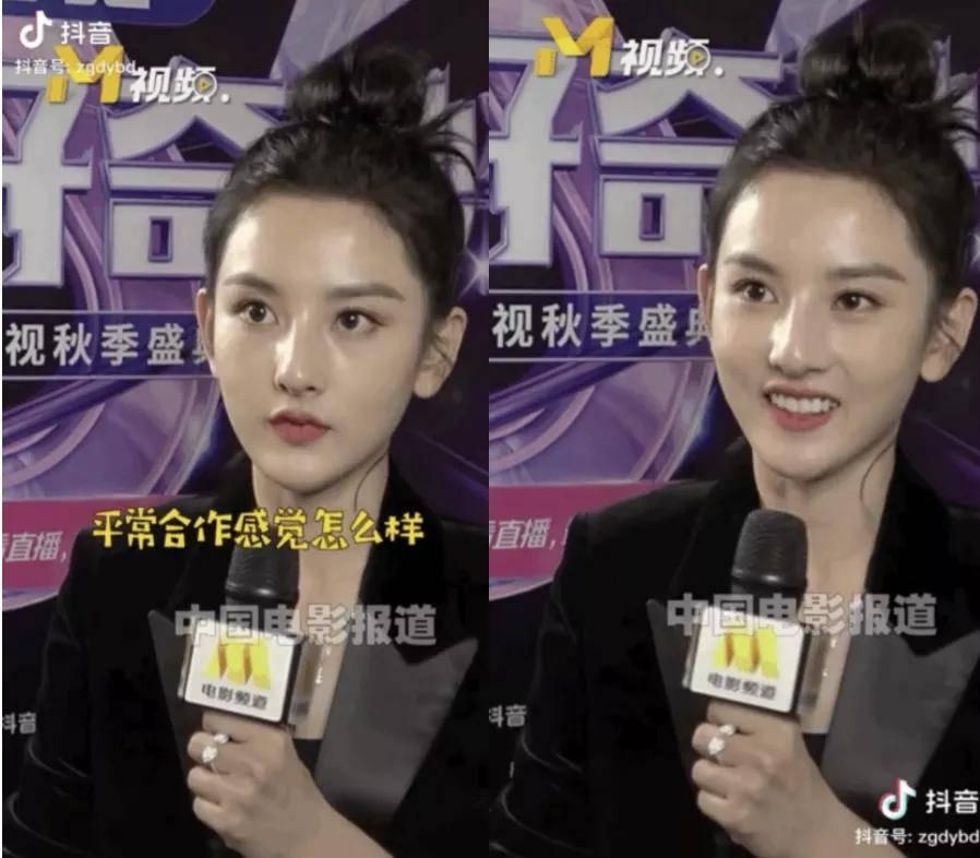 袁冰妍的脸这么DO,也太好看了吧!
