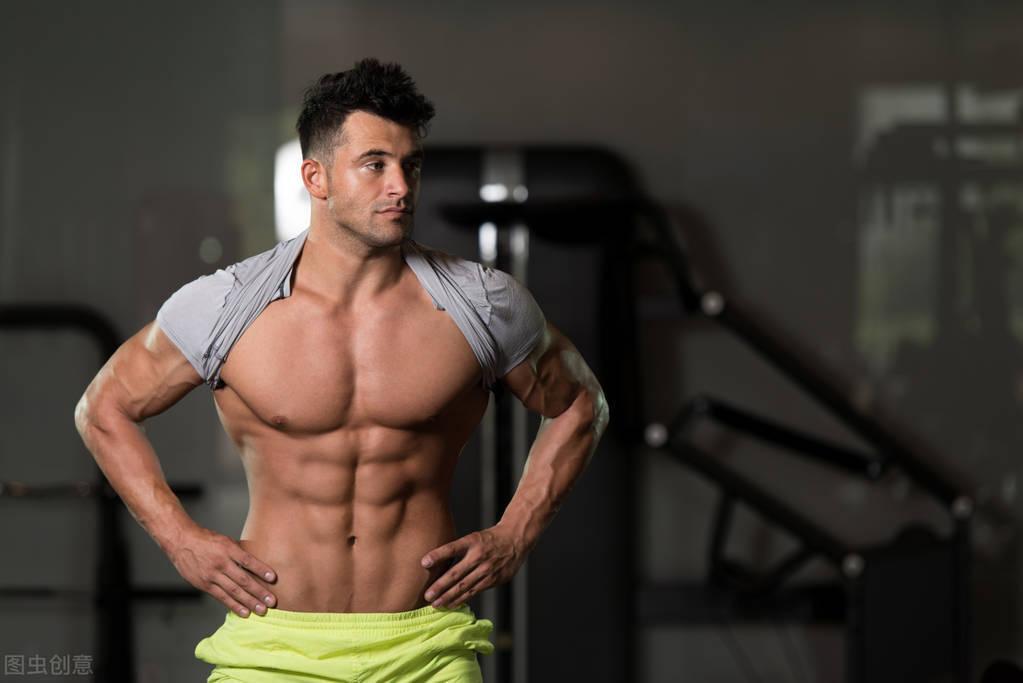 腹肌训练方法:先减脂再虐腹!4个动作,帮你雕刻腹肌线条!