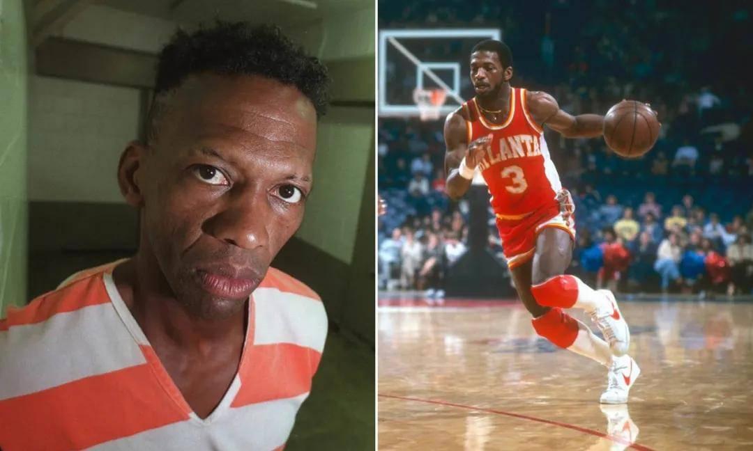 第一个死在监狱的NBA全明星!生前被捕超越100次!惨遭终身禁赛