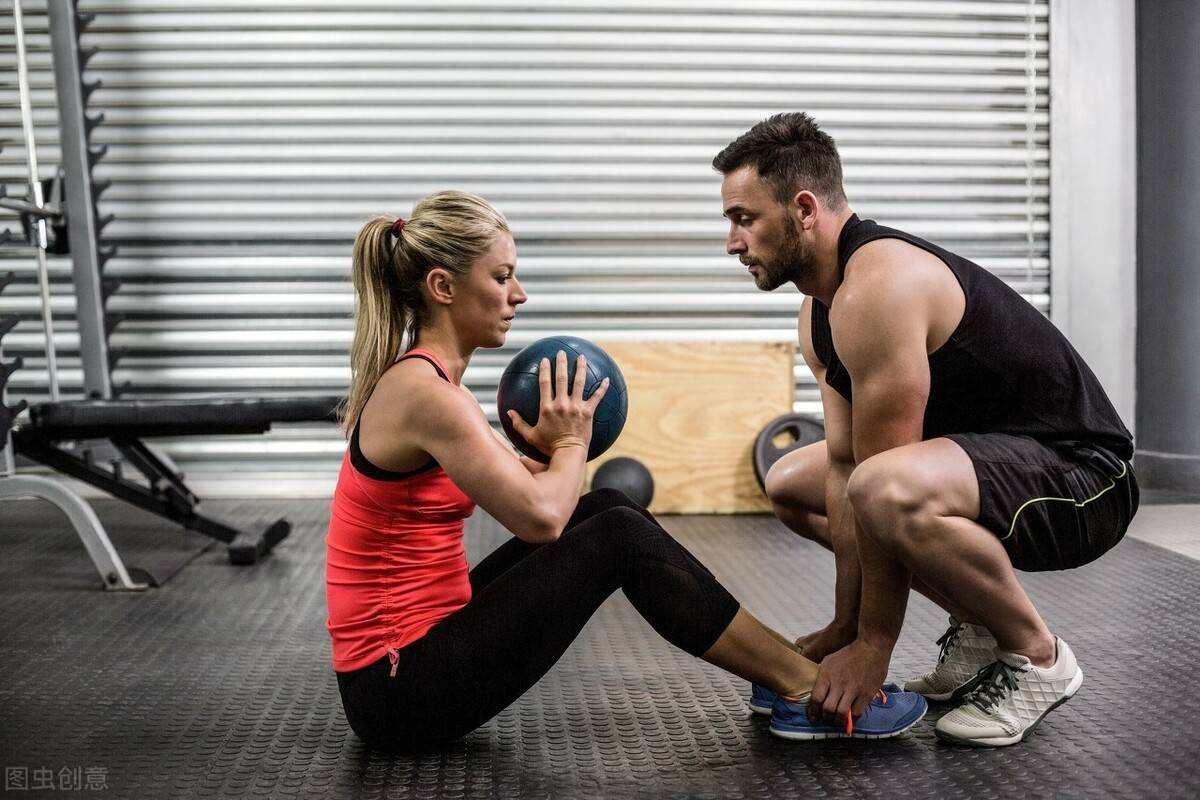 一套公认的健身流程,总共4个步骤,你学会了吗?