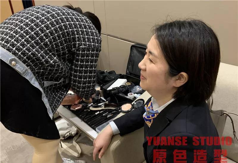 """【化妆实践】11.7南京银行""""蒲公英""""内训计划课程设计主题活动"""