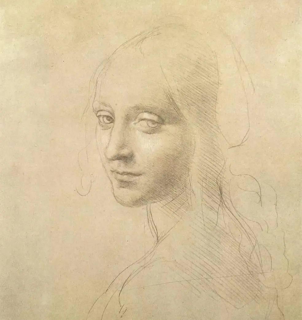大师素描速写手稿,殿堂级的艺术!