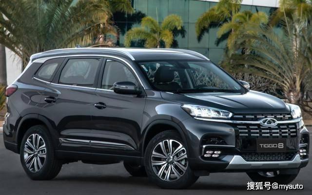 原厂欧尚Cosay,捷威X90,Tiggo 8,对比8万元中级SUV,性价比的标杆是谁?