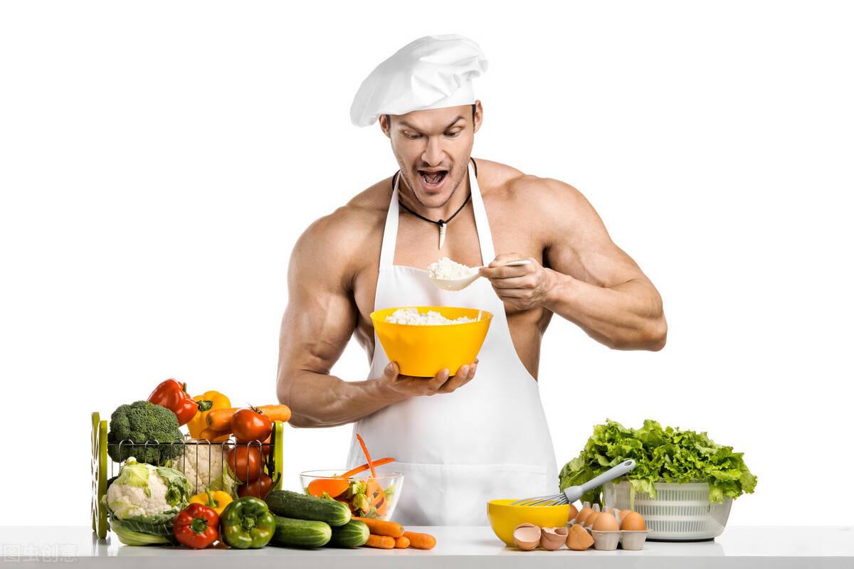 健身餐是什么,碳水、蛋白、脂肪三大元素,怎么搭配才科学?