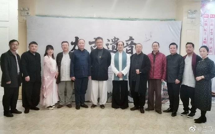 """十一位古琴名家汇聚甬城,""""太古遗音—古琴名家公益音乐会""""宁波成功举办"""